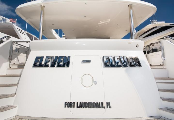 yacht Eleven-Eleven