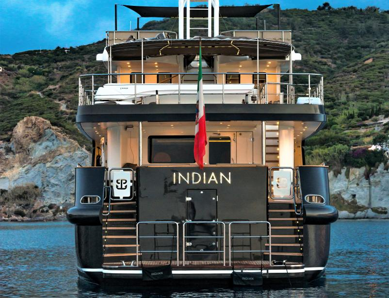 yacht Indian
