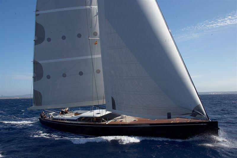 Yacht designer dick young — 4