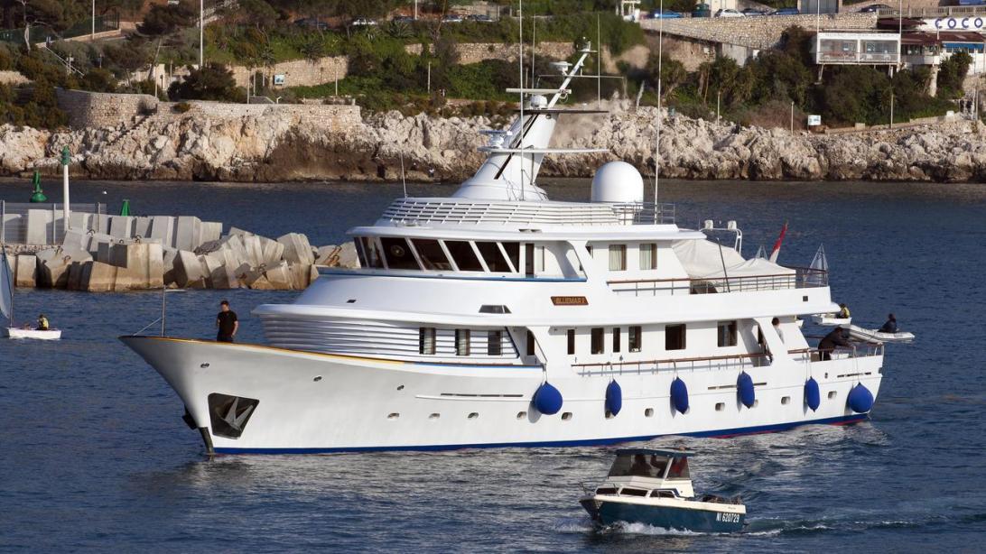 Motor yacht Bluemar II - Feadship - Yacht Harbour