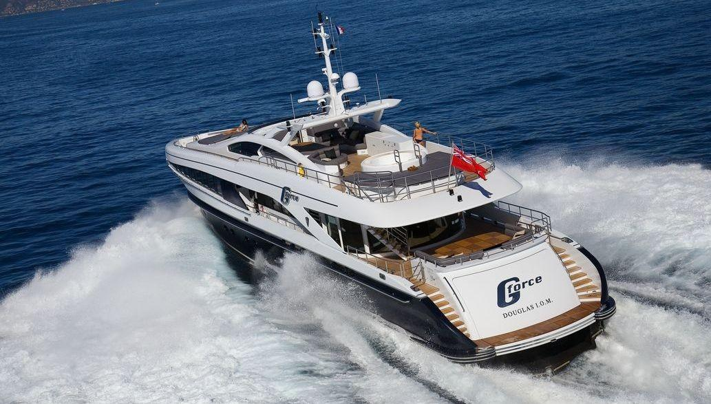 yacht G-Force