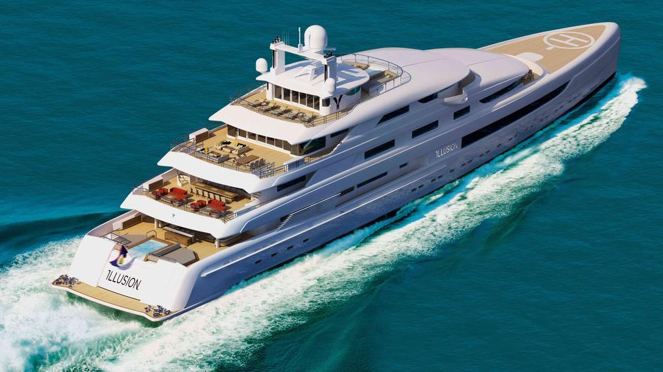 yacht Illusion Plus