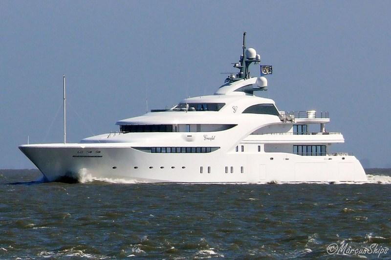 yacht Graceful