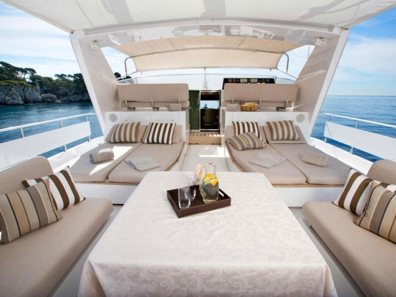 yacht Sunliner X