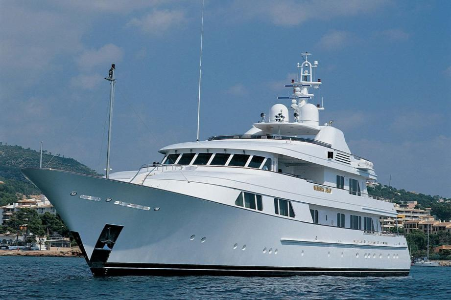 yacht Hampshire