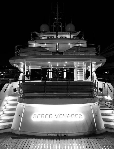 yacht Berco Voyager