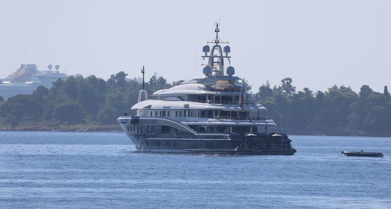 yacht High Power III