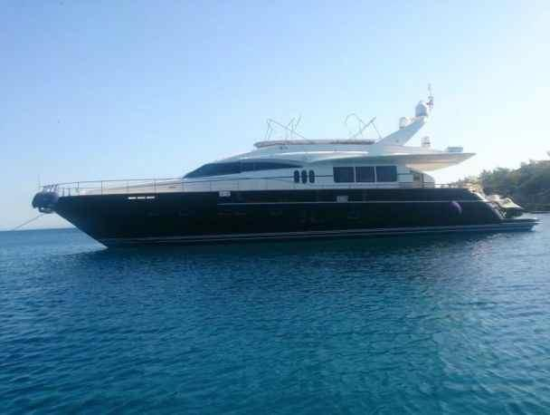 yacht Princess 25