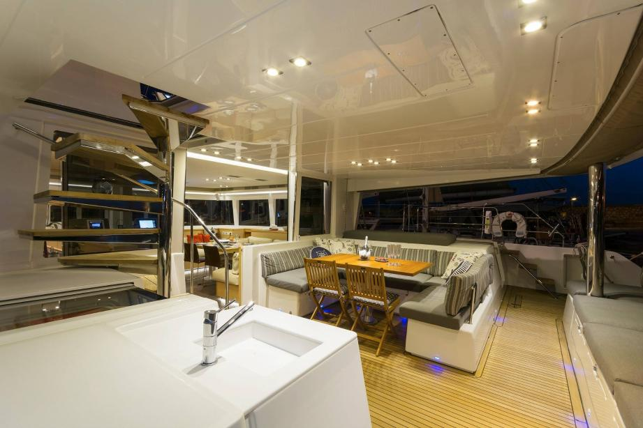 yacht Sea Bliss