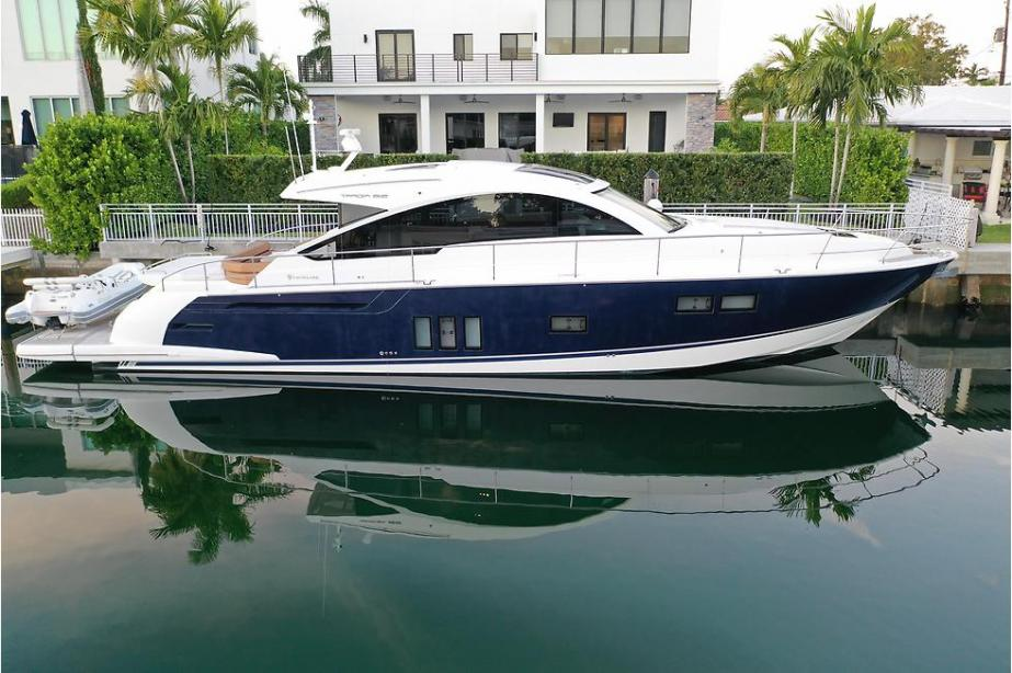 yacht Fairline Targa 62 GT