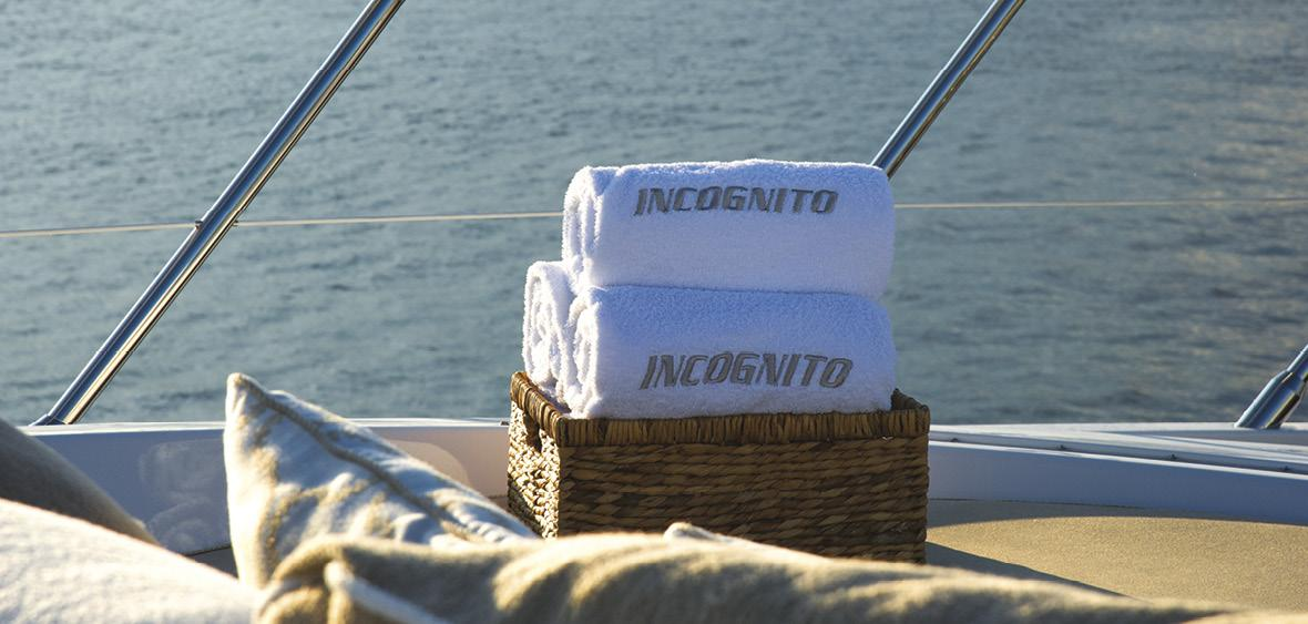 yacht Incognito