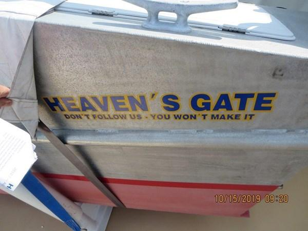 yacht Heaven's Gate