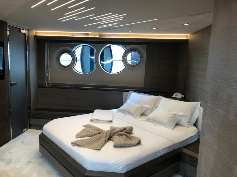 yacht 2017 Monte Carlo Yacht 70