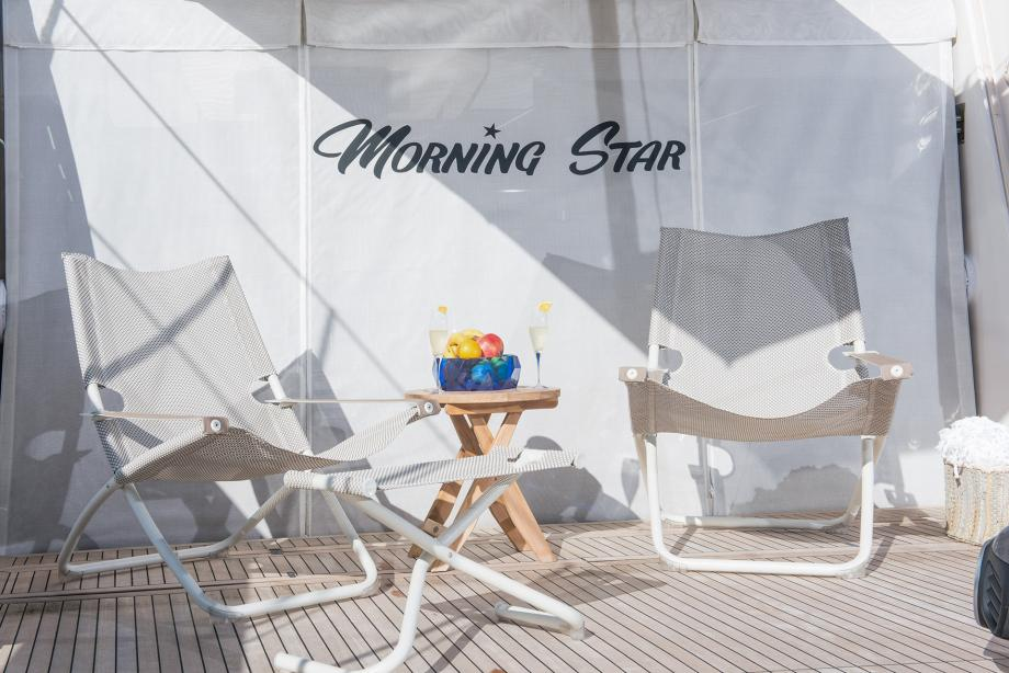 yacht Morning Star