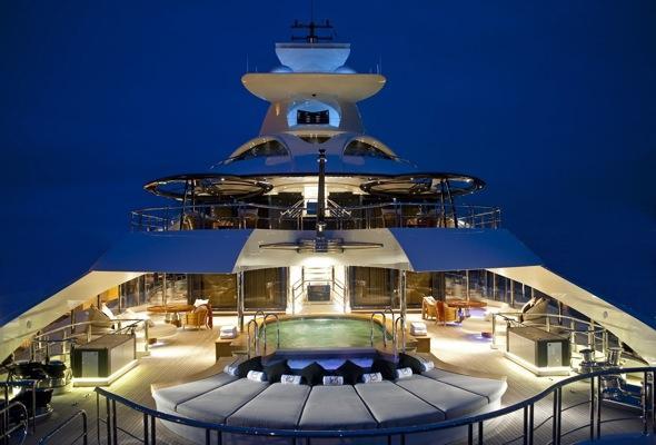 yacht Katara