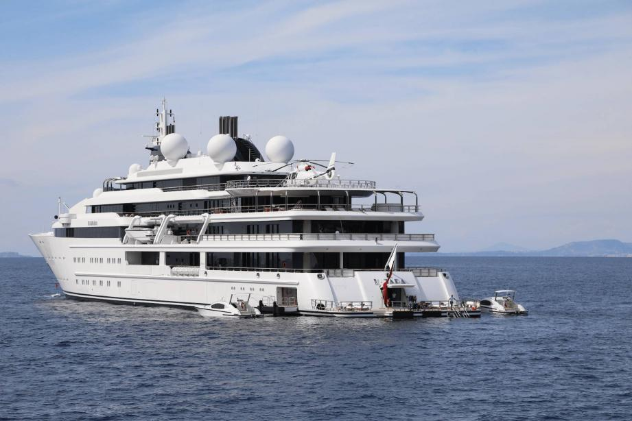 Motor Yacht Katara Lurssen Yacht Harbour