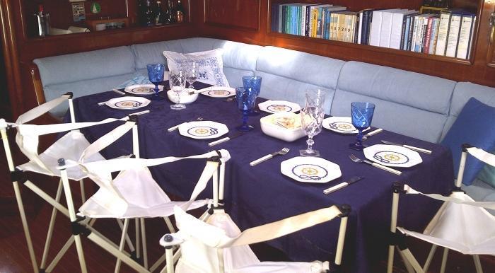 sailing yacht kinzana - cantieri navale ferri