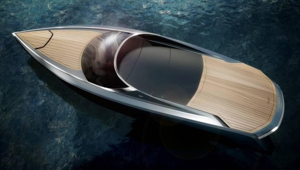 Aston Martin unveils powerboat design - Yacht Harbour