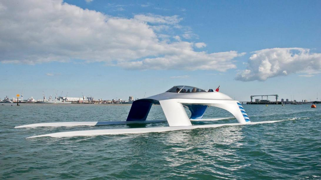 Built by Burgess Marine, the boat is the first in a series of luxury craft ranging from 18 to 80 metres by the UK-based company. Following eight years of ...