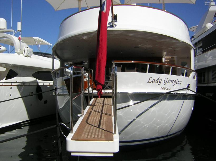 yacht Lady Georgina