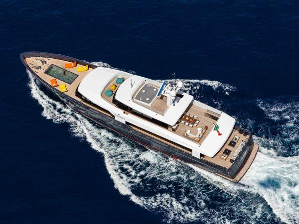 Yacht Crew Luxembourg: Motor Yacht Logica
