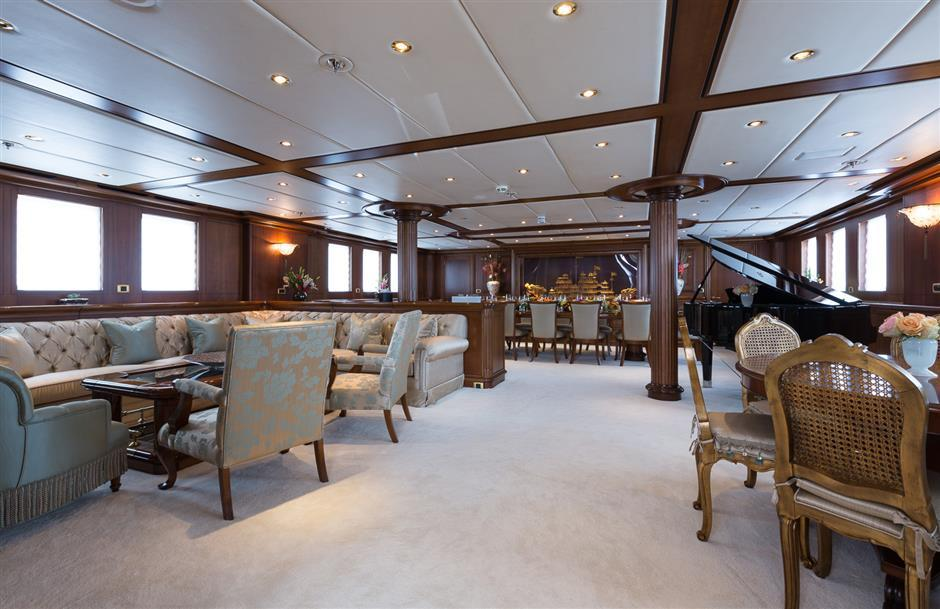 Northrop And Johnson >> Sailing yacht Loretta - Aegean - Yacht Harbour