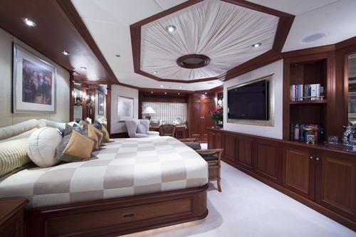 Motor yacht Mosaique - Proteksan Turquoise - Yacht Harbour