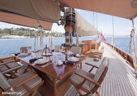 Sailing Yacht Altair William Fife Amp Sons Yacht Harbour